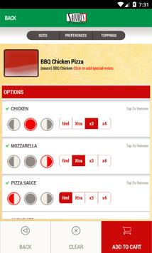 Salvio's Pizzeria screenshot 3