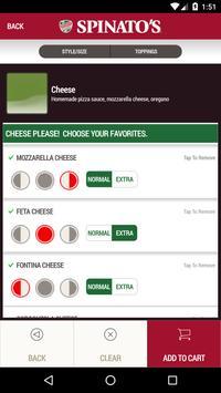 Spinato's Pizzeria apk screenshot