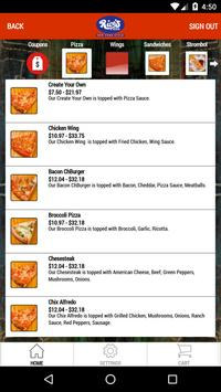 Rico's Pizza NYS screenshot 2