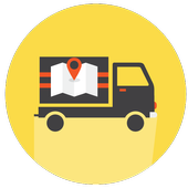 Delivery Mapcode icon