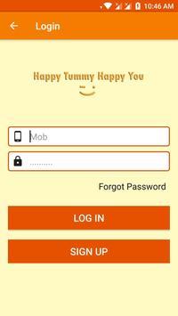 Hunger Twist - Food Ordering App screenshot 4
