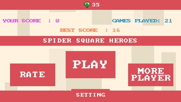 Spider Heroes screenshot 3