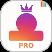ikon Real Followers Pro +