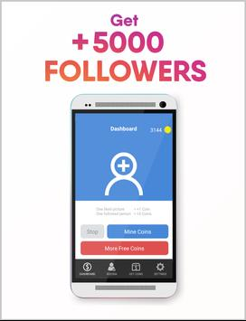 Real Followers Pro +-poster