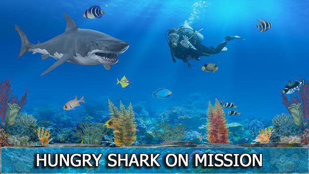Hungry Wild Shark Sim apk screenshot