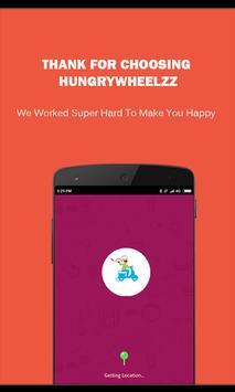HungryWheelzz - So Fast So Hot poster