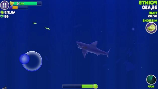 Cheats hungry shark évolution apk screenshot