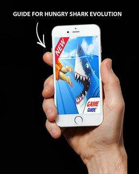 Tip for Hungry Shark Evolution poster