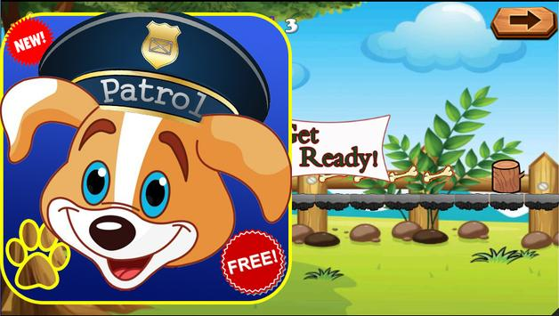 Hungry Paw Puppy Patrol apk screenshot