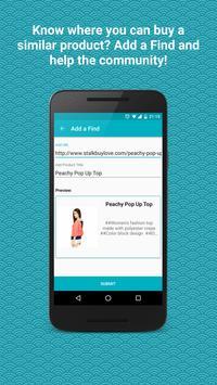 Fashion Hunt: by Hippily apk screenshot