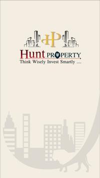 Hunt Property poster
