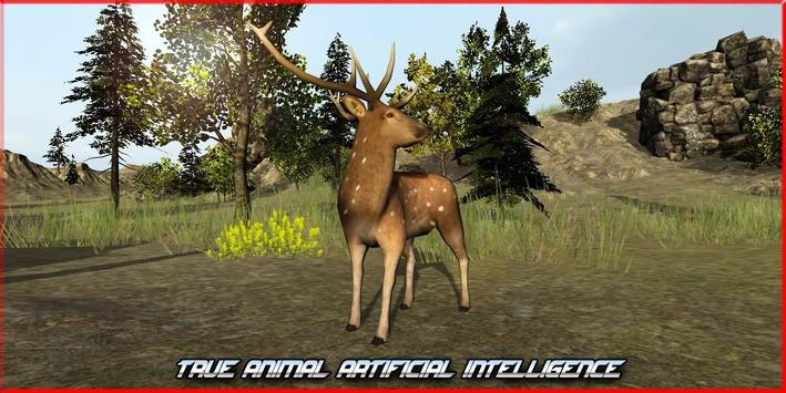 Deer Hunting Season poster