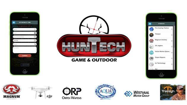 Huntech apk screenshot