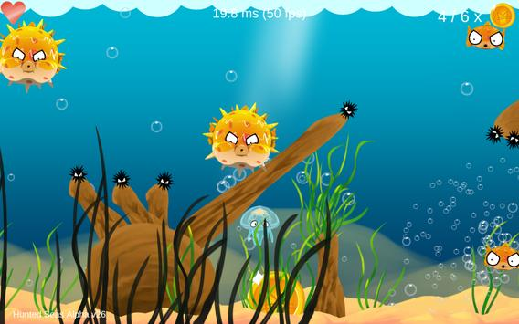 Hunted Seas: Jelly Season (Unreleased) apk screenshot