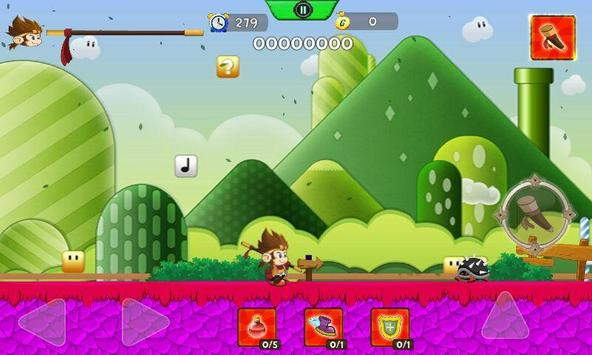 Angry Monk Classic screenshot 3
