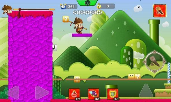Angry Monk Classic screenshot 5