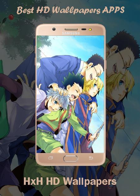 Hunter X Hunter 4k Wallpaper Anime Wallpapers Hd Für