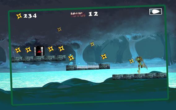 Turtle Hunter Ninja apk screenshot