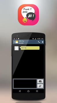 Fake Text Messages - Sms apk screenshot
