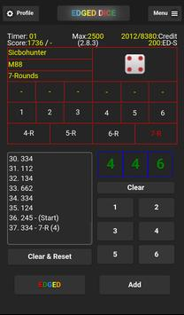 Edged Dice screenshot 2