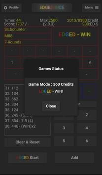 Edged Dice screenshot 3