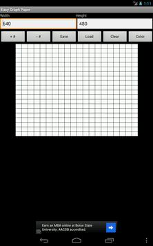 easy graph paper apk screenshot