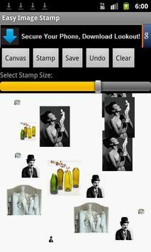 Easy Image Stamp apk screenshot