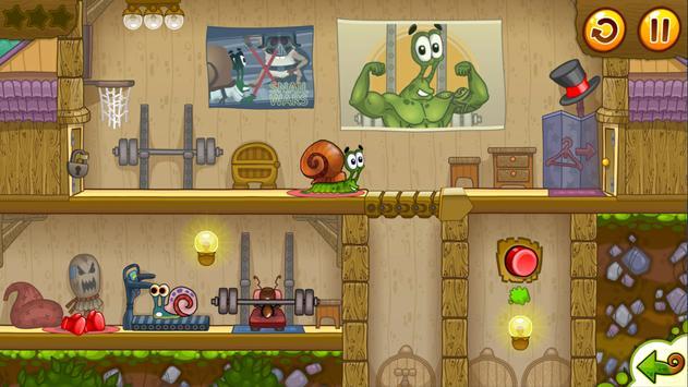 Snail Bob 2 🐌 apk screenshot