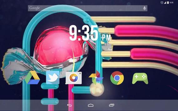 Bright Candy World Live WP screenshot 2