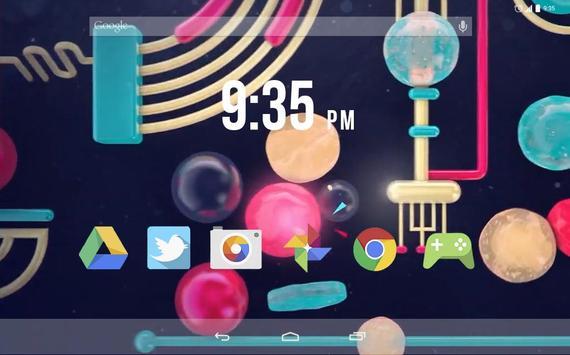 Bright Candy World Live WP screenshot 3