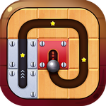 Unroll Ball - Slide Puzzle Game APK
