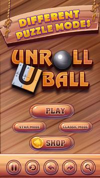 Unroll Ball poster