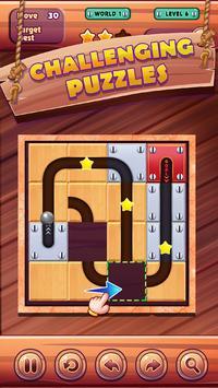 Unroll Ball screenshot 3