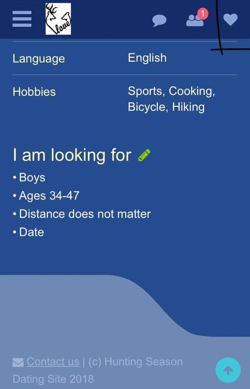hunting dating site