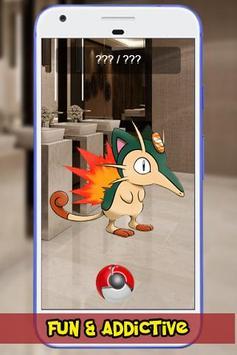 Hunt Monster GO apk screenshot