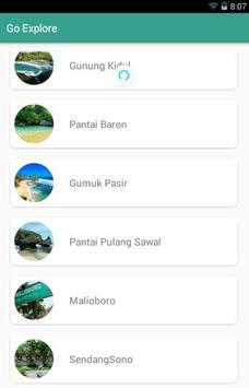 Go Explore screenshot 1