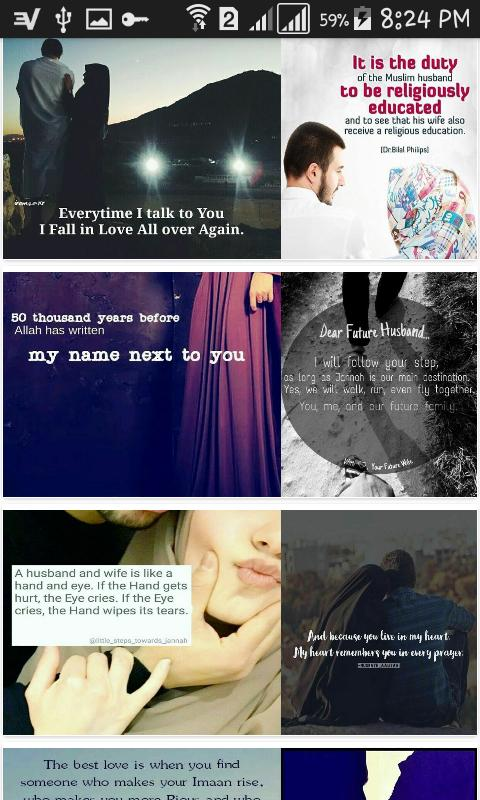 100 Islamic Love Quotes For Husband Wife For Android Apk Download
