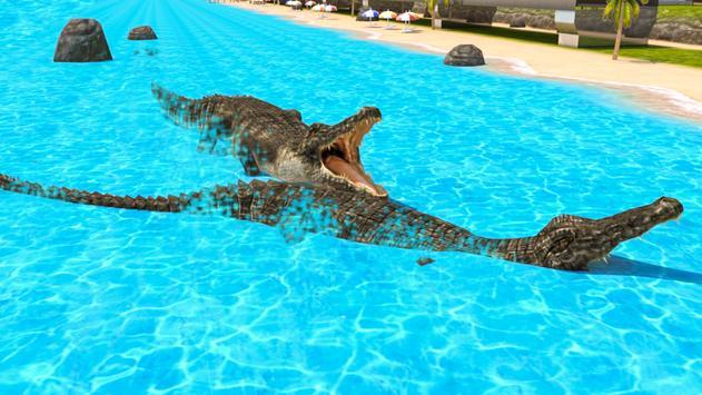 Last Jungle Survival crocodile attack screenshot 1