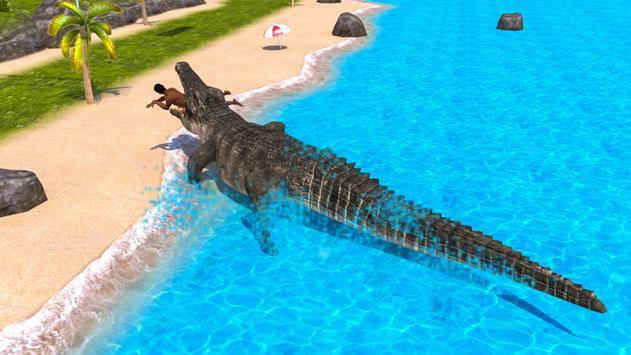 Last Jungle Survival crocodile attack screenshot 7