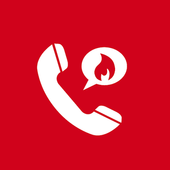 Hushed Different Number App Get a 2nd Phone Number icon