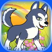Husky Land icon