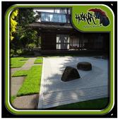Modern Japanese Garden Design icon
