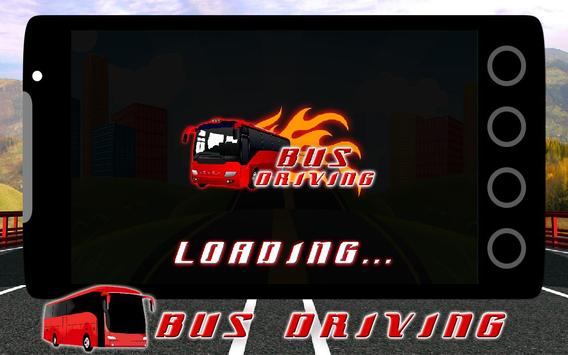 Extreme Bus Driving Simulator poster