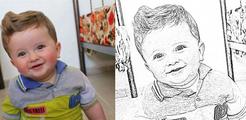 Convert Photo To Pencil Sketch