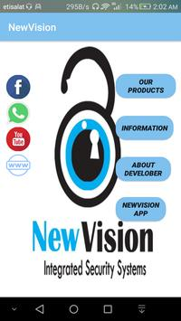 NewVision poster