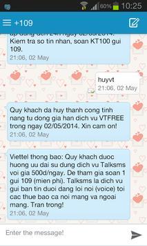 Sliding SMS Pro screenshot 4