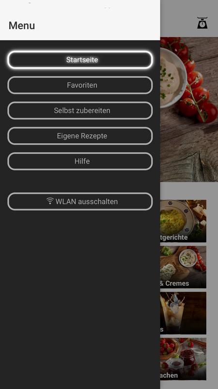 Küchenmaschine mit Kochfunktion KM2017Wi APK Download - Free Food ...