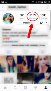 10k instagram followers Tips screenshot 3
