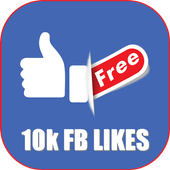 10k Likes For FB Tips 2017 icon