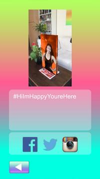 Hi! I'm happy you're here! apk screenshot